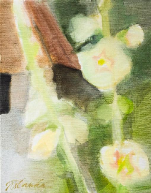 Kāršu rozes | Hollyhocks