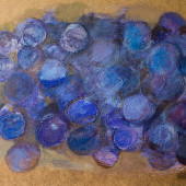 Zilās plūmes | Blue plums
